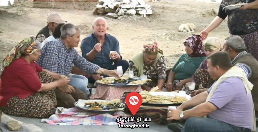 از ونیز تا استانبول : سفر به ترکیه : فیلم آموزش غذاهای سنتی ترکیه