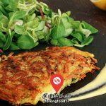 آشپزی در طبیعت : فیلم آموزش دسر توت فرنگی جنگلی با نان شکر نارگیلی