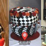 دوست داران کاپ کیک : فیلم آموزش چیز کیک با نوتلا و بیسکویت اوریو