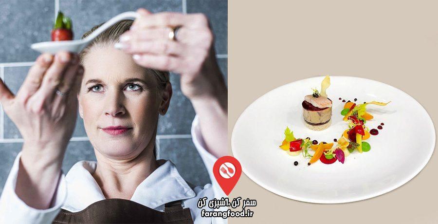 فیلم آموزش آشپزی با کورنلیا پلاتو ، بهترین سرآشپز آلمانی ایتالیایی