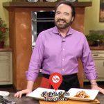 آشپزخانه ایتالیایی نایجلا : فیلم آموزش خوراک ایتالیایی گندم دو دانه با قارچ و پنیر