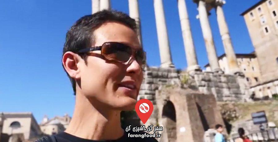 سفرنامه غذا ایتالیا – رم (قسمت ۱ )
