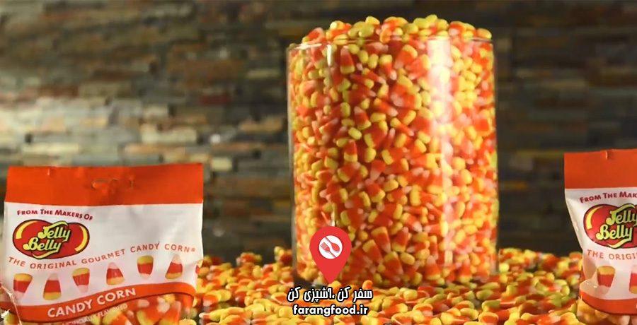 اسرار خوراکی ها فیلم آموزش تولید آبنبات کلاسیک ذرتی