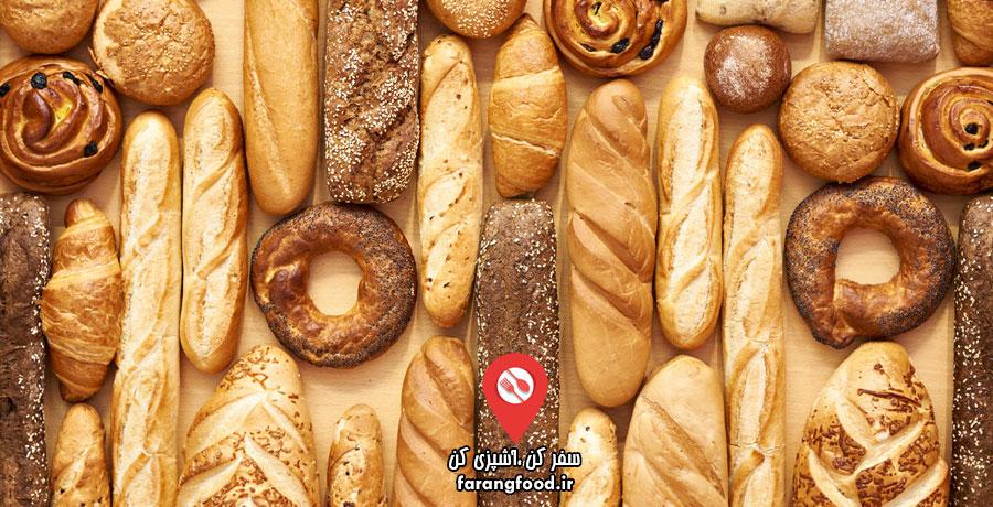 داستان غذاها فیلم طرز تهیه نان و تاریخچه آن