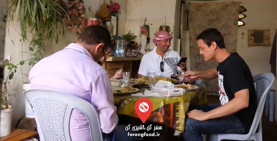 سفرنامه غذا اردن - شهر عمان (امان) (قسمت 5 )
