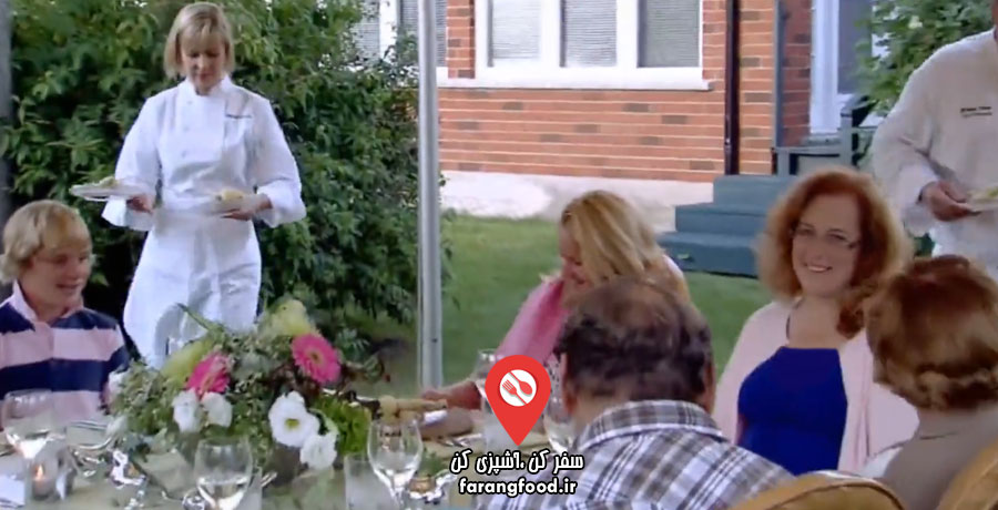 آشپزی با آنا فیلم آموزش شام فصلی برای جشنواره خیریه