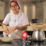 ساده ولی خوشمزه : فیلم آموزش بیسکویت کره ای با شیرین کننده طبیعی