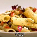 آشپزی ۴ فصل : فیلم آموزش پاستا ایتالیایی فتوچینی آلفردو