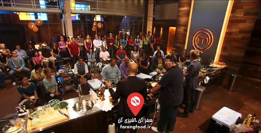 مستر شف (مسابقه سرآشپز بزرگ ) فصل اول