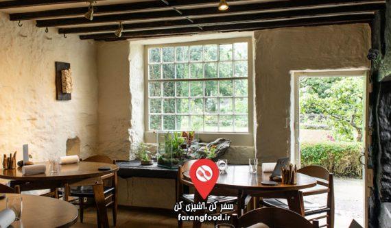 بهترین رستوران های جهان بریتانیا – رستوران لانکلوم
