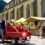آشپز جسور: فیلم آموزش غذاهای خیابانی اسپانیایی