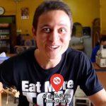 غذای سریع و آسان جیمی : فیلم آموزش نان لواش با چاتنی انبه و تخم مرغ
