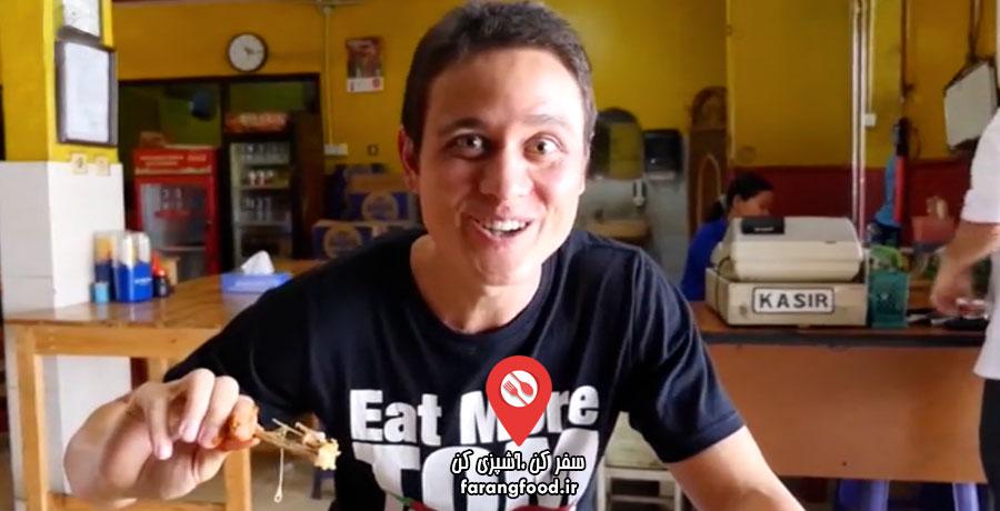 سفرنامه غذا اندونزی – جاکارتا (قسمت 2 )