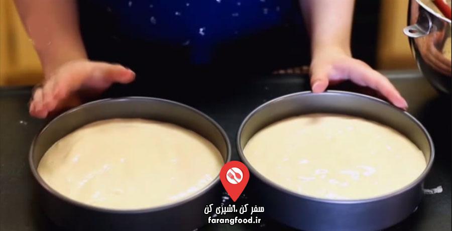 آشپزی با تاتیانا : فیلم آموزش کیک اسفنجی
