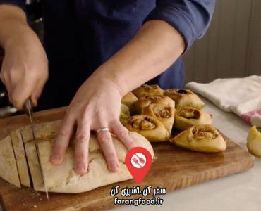 ترفند های جیمی : فیلم آموزش نان خانگی کلاسیک و پیچی