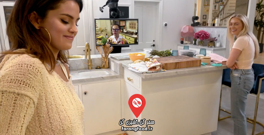 سلنا + سرآشپز فصل اول قسمت ششم