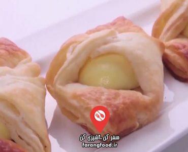 آشپزی با واه : فیلم آموزش تخم مرغ پفی