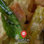 آشپزی با واه : فیلم آموزش خوراک نخودچی