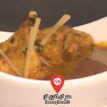 آشپزی با واه : فیلم آموزش خوراک مرغ و شوید و گوجه