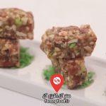 آشپزی با واه : فیلم آموزش حلوای گل رز و چغندر