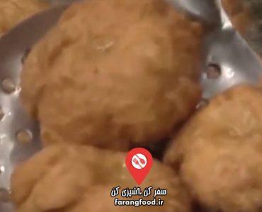 آشپزی با واه : فیلم آموزش شیرینی هندی بالوشاهی